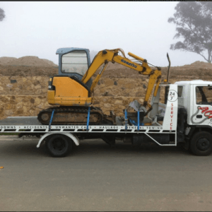 car towing Canberra